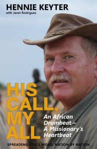 Hennie Keyter's book His Call, My All